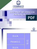 Sistema de Información Para La Calidad