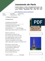 2 Monuments de Paris