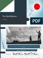 red balloon presentation