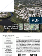 Urban Environmental Design Manual