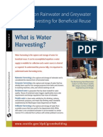 What is Water Harvesting