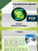 Plataforma estratégica fnfj