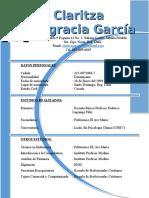 Claritza Altagracia García