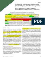 Evaluación Neuropsicológica de La Memoria en El Trastorno Por