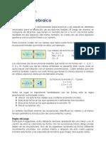 domino algebraico ecuaciones lineales.pdf