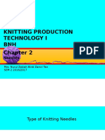 Chapter 2.1 - Needles