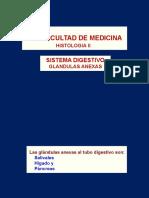 Histología II 2ª Un Glánd Anexas