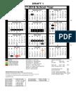 2017-18 CCISD calendar