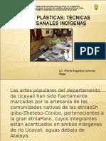 tecnicas artesanales indigenas