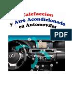 Extra 03- Aire y Calefaccion en Automoviles