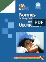 NORMAS DE DIAGNOSTICO Y TRATAMIENTO EN ODONTOLOGIA.pdf