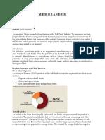 bcom 214- industry report