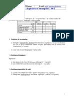 exerciceslogistiquedentreprise01082.doc