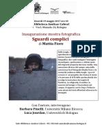 Locandina Presentazione Centro Amilcar Cabral Bologna