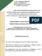 Apresentacao Flavia Medeiros Alvaro Machado