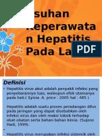 Askep Hepatitis Pada Lansia