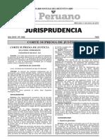 Casación 854 2015 Ica Criterios Para La Admisión en Apelación de Prueba Testimonial Ya Rendida en Primera Instancia