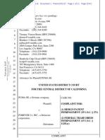 PUMA v. Forever 21 - Complaint