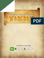 Cronología Literaria WARCRAFT (Act. 31-01-2017)