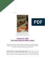 Catalonia 1400. Press Release