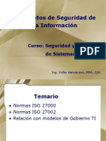 _ Tema 2.2 - Normas ISO 27000 de Seguridad de La Información