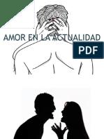 Amor en La Actualidad
