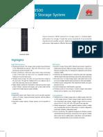 Huawei OceanStor N8500 Datasheet