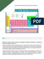Quimica Biologia - Apunte 1