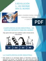 LA CUARTA REVOLUCIÓN INDUSTRIAL, UN ENORME DESAFÍO.pptx