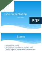 swk field case presentation