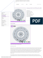 Aluminum Metal Core PCB Board for LED - Aluminum PCB - Heros Electronics