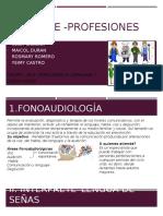 Lenguaje-Profesiones