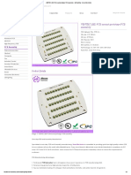VENTEC LED PCB Mount Prototype PCB Assembly - LED Lighting - Heros Electronics