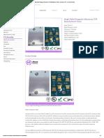 Single Sided Bergquist Aluminum PCB Manufacturer China - Aluminum PCB - Heros Electronics