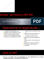 Broker de Forex y CFD XM