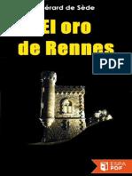 El Oro de Rennes - Gerard de Sede