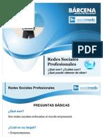 presentacion redes profesionales