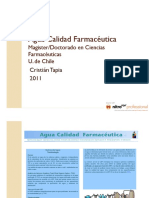 Agua Farmaceutica 2011