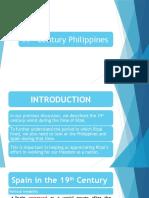 19th Century Philippines