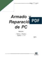 Armado y Reparacion de PC