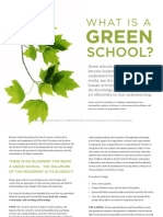 What is a Green School