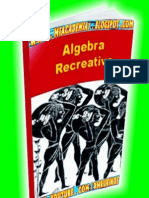 Algebra Recreativa de Perelman