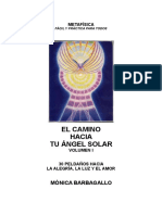 Barbagallo Monica - El Camino hacia tu Ángel Solar VOL I.doc