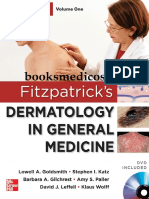 Fitzpatricks dermatology in General medicine 8th ed