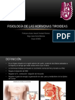 7. Fisiologia de Las Hormonas Tiroideas