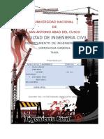 Informe N2 de La Cuenca