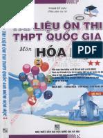 Tài liệu ôn thi THPT Quốc gia môn Hóa học Tập 2.pdf