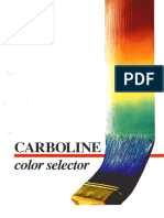 Carboline Color Selector