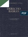 Derecho Basico - Nociones Fundamentales de Derecho Civil - Jaime de Solminihac Iturria