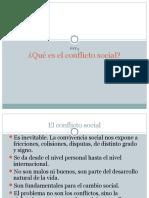 Qué Es El Conflicto Social 1